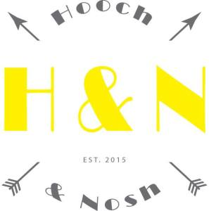 Hooch and Nosh Free Logo