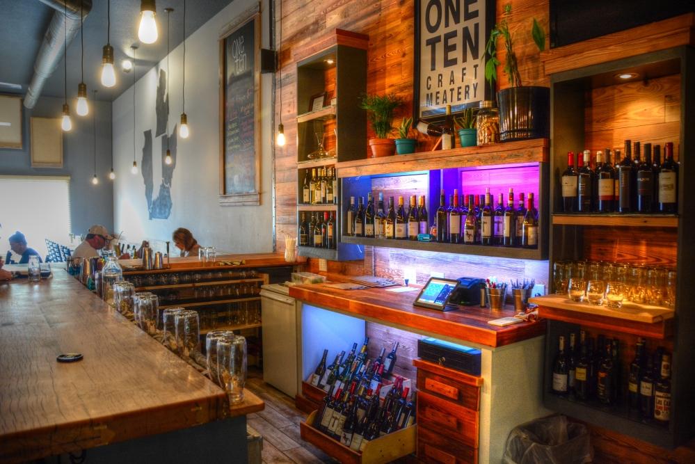 Bar at One Ten, Warsaw