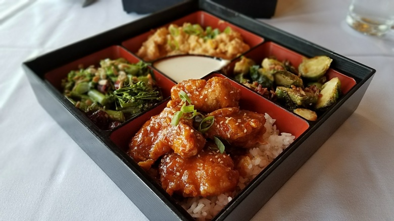 My favorite Bento Box choices.