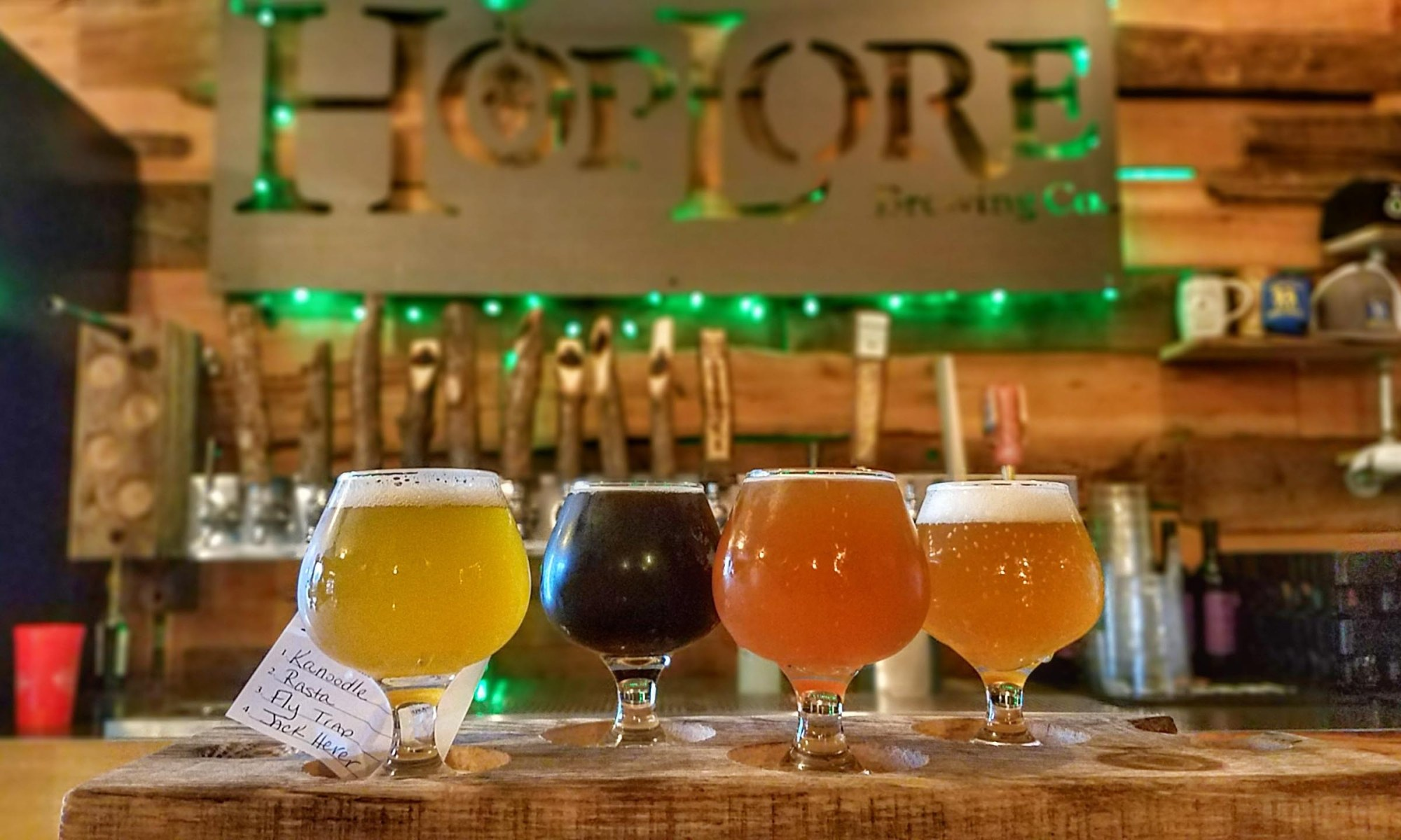 hoplore brewing, warsaw, leesburg, indiana, brewery, beer