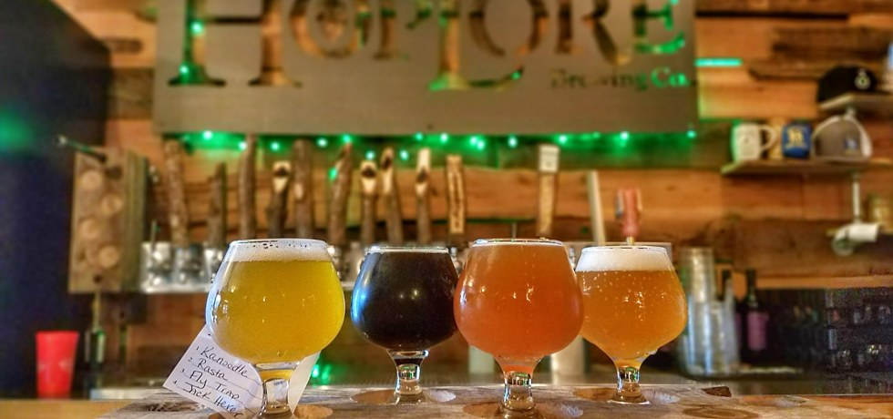 hoplore brewing, warsaw, leesburg, indiana, brewery, beer
