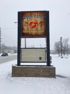 Welcome to Asian-Cajun!