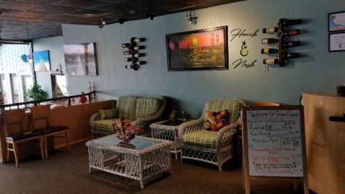 reception area, warsaw, indiana, restaurant