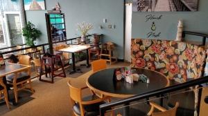 dining area, restaurant, warsaw, kosckiusko, indiana