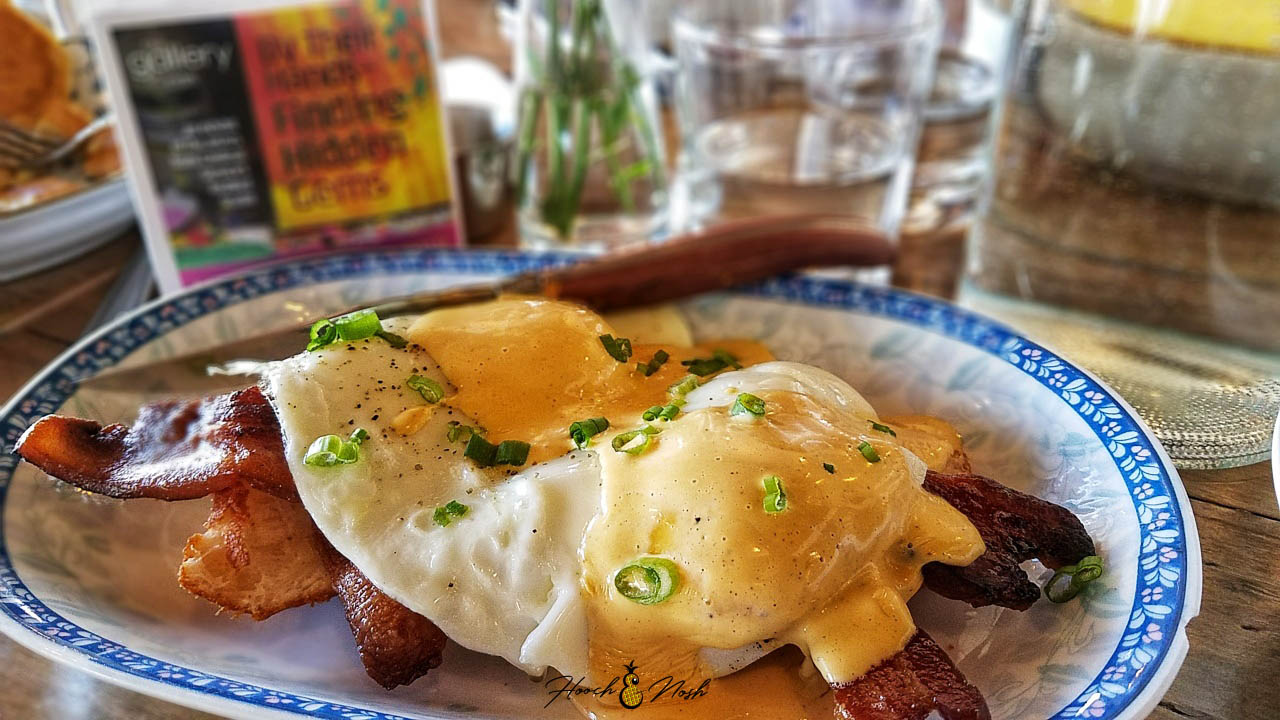 brunch, egg benedict, warsaw, indiana, restaurant