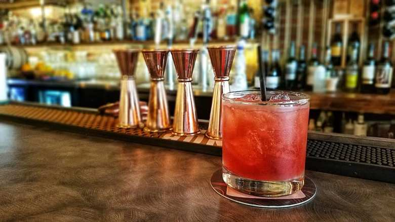 The Monte Cristo, Hammer and Quill's ode to mezcal. Just do it.