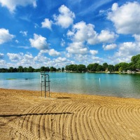 Waubee Lake Park and Beach - A Secret Treasure Among Kosciusko County's Public Beaches